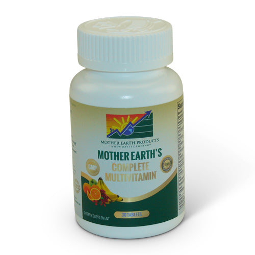 Mother Earth's Complete Multi-Vitamin