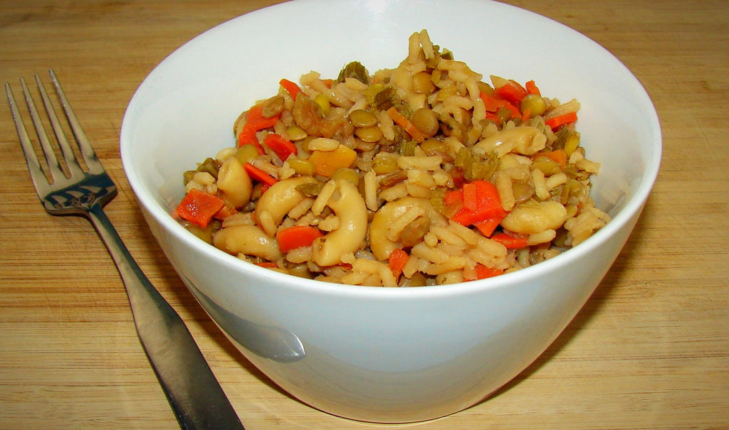 Hearty Vegetable Blend