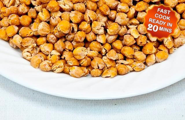 Dehydrated Garbanzo Beans Bowl