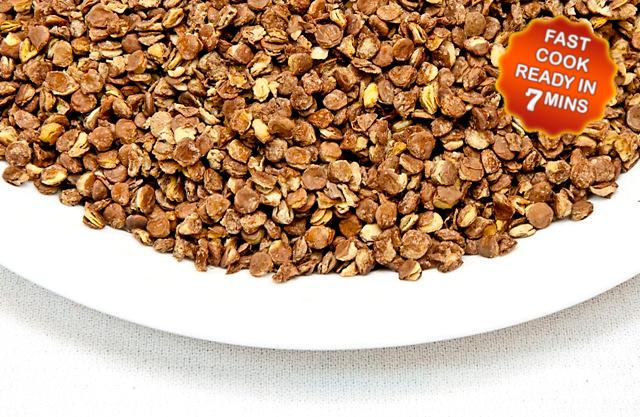 Dehydrated Lentils Bowl