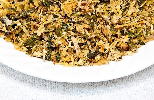 Dried Cabbage Bowl