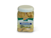 Freeze Dried Peach Slices Quart Jar