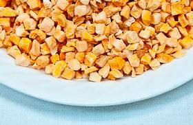 Freeze Dried Apricots Bowl