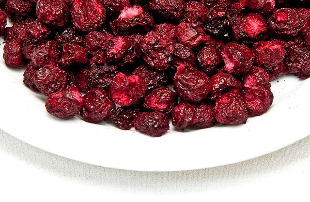 Freeze Dried Cherries Bowl