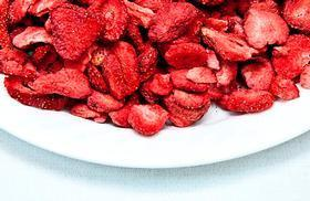 Freeze Dried Strawberries (Sliced) Bowl