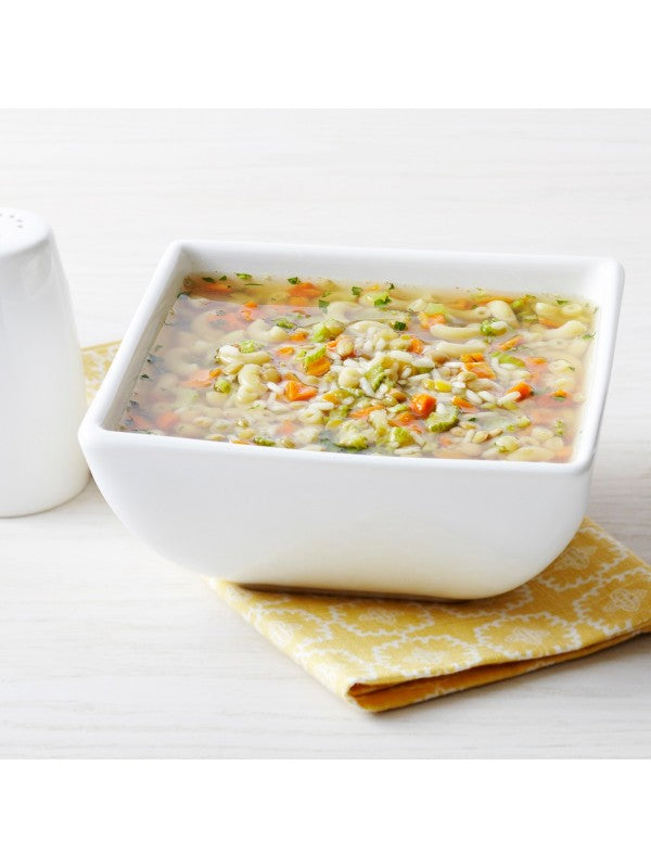 Hearty Vegetable Chicken Soup
