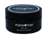 Black Night - Dark Style - mane man, matte paste,