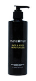 Face & Body Moisturizer - mane man, matte paste,