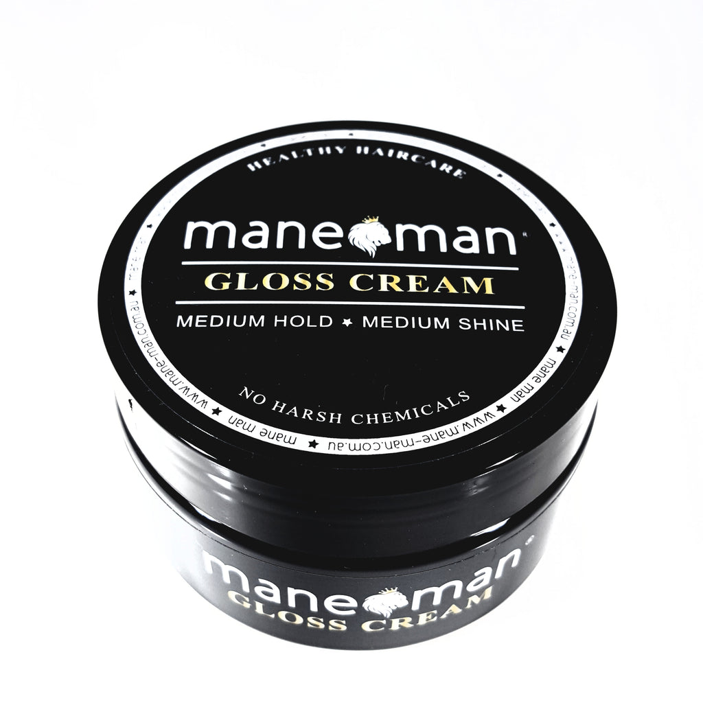 Gloss Cream - mane man, matte paste,