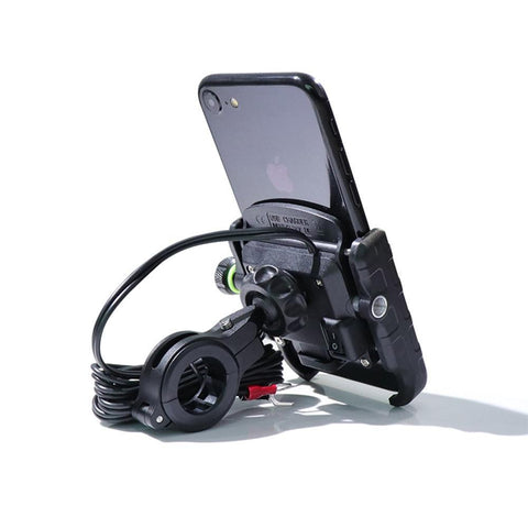 Chargeur Induction Moto Metal