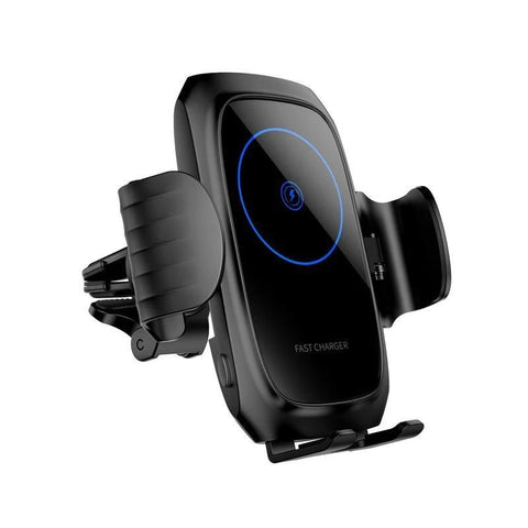 Support Chargeur Induction Voiture Smart Sensor 15W