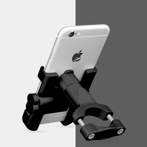 Support Smartphone Moto pour Guidon