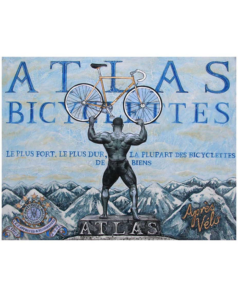 Bicycle Bishops Poster Pack