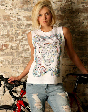 Chainring Tattoo Tank
