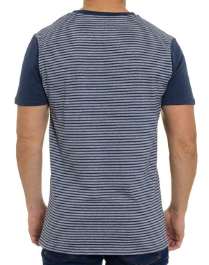 Classic Stripe Pocket T-Shirt