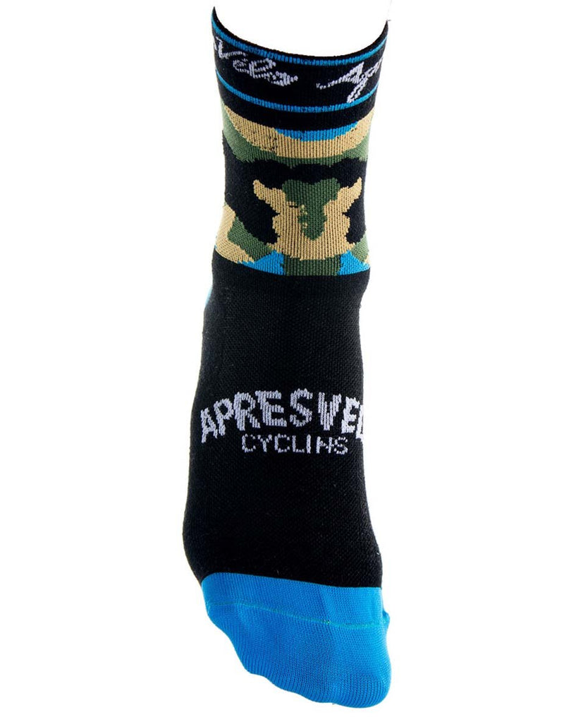 Crank'n Camo Compression Sock