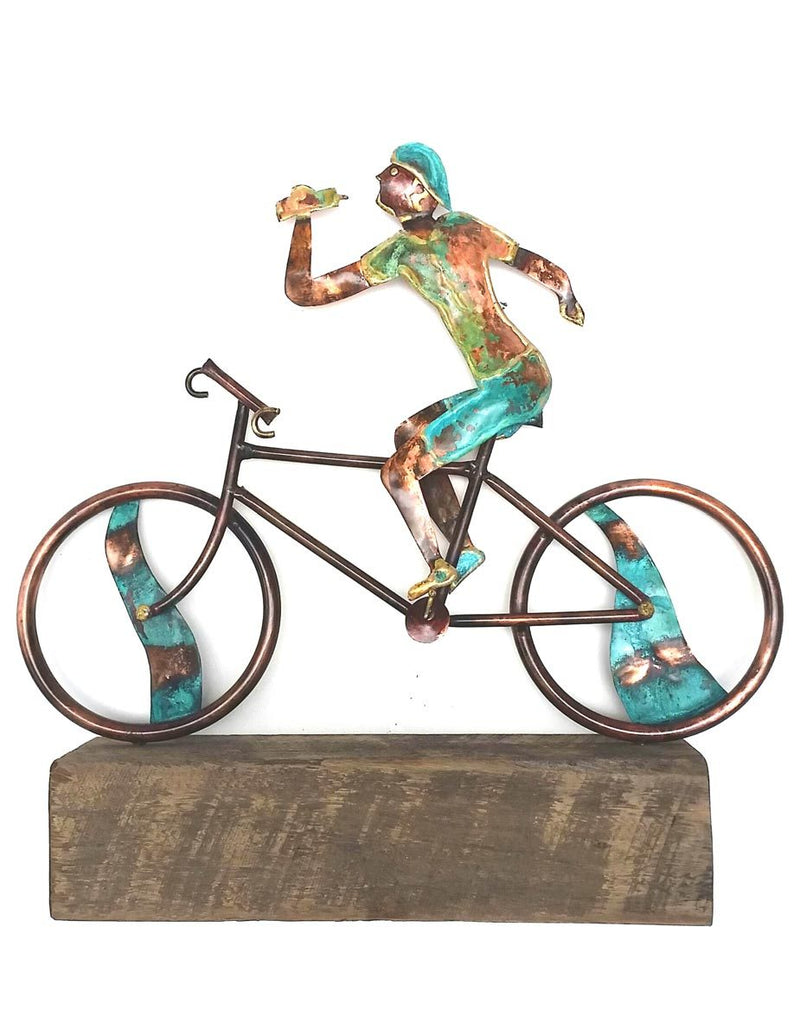 Peloton Sculpture