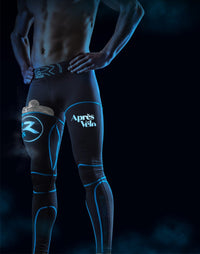 Ice Compression Recovery Kit - Black/Blue