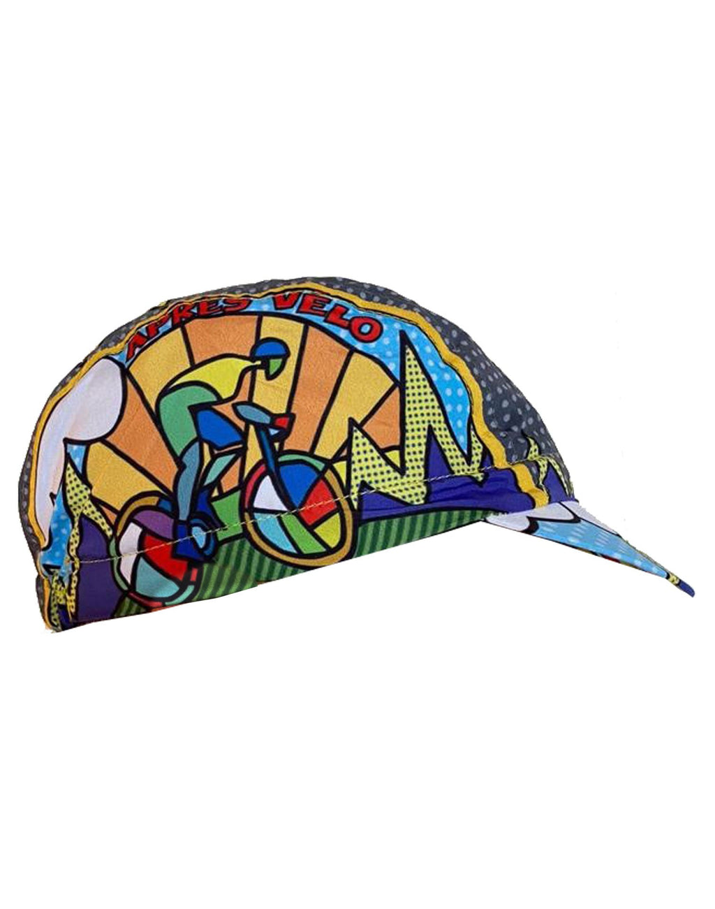 POW-WOW Cycling Cap