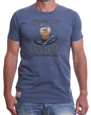 Tour de Caffe Latte T-Shirt