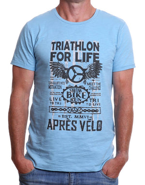 Triathlon For Life T-shirt