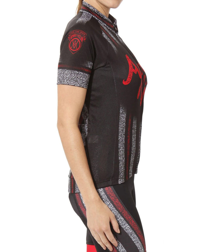 True Religion Cycling Jersey