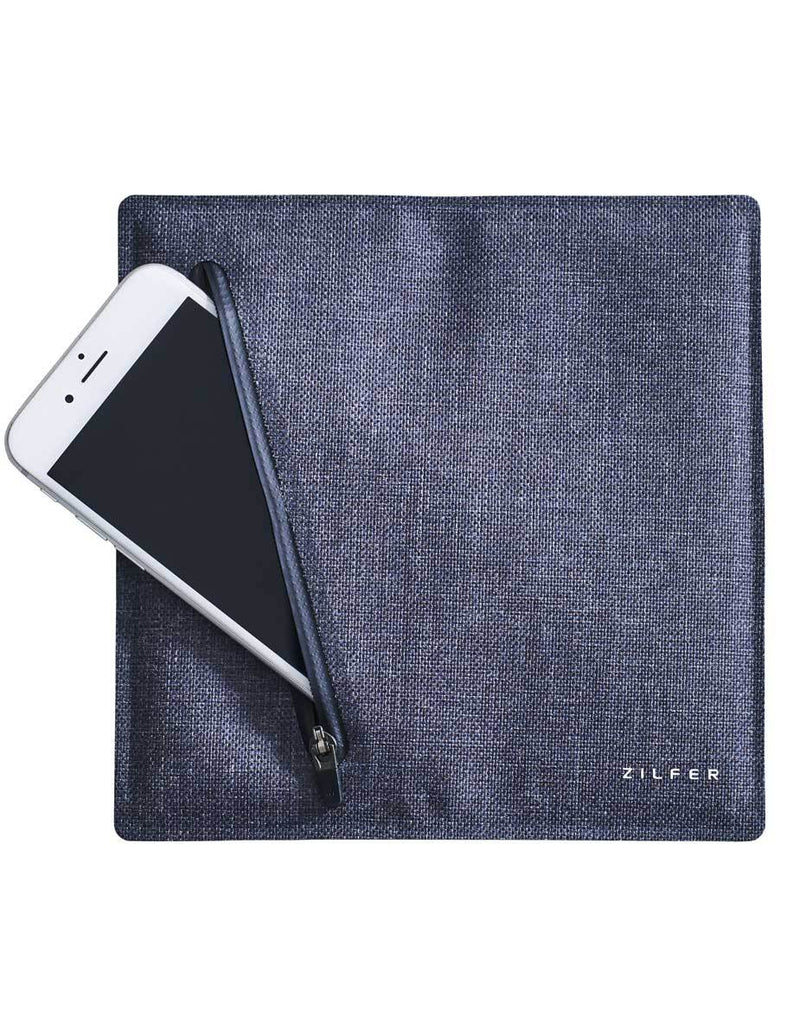 Zilfer Phone Wallet - Grey