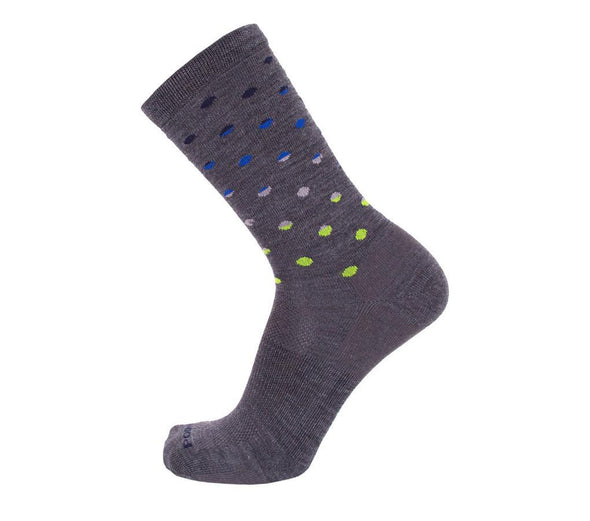 Point6 Unisex 1799 Merino Wool Crew Sports Socks