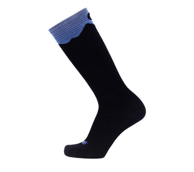 Point6 Unisex 1408 Merino Wool Knee High Ski/Snowboarding Socks