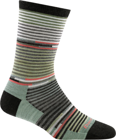Darn Tough Womens 1692 Merino Wool Crew Lifestyle Socks