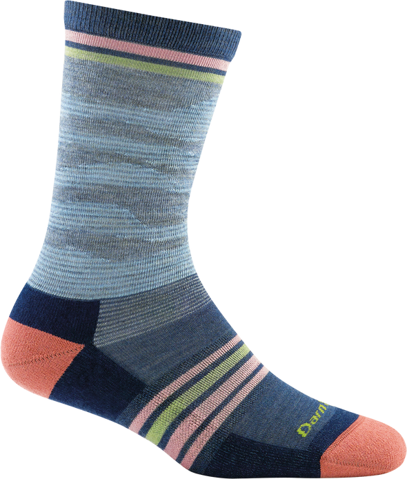 Darn Tough Womens 1693 Merino Wool Crew Lifestyle Socks