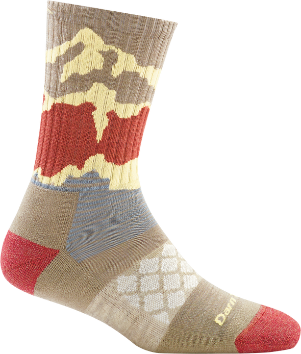 Darn Tough Womens 1960 Merino Wool 3/4 Crew Hiking Socks