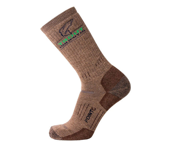 Point6 Unisex 2006 Merino Wool Mid-Calf Work Socks