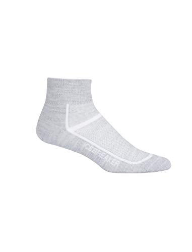 Icebreaker Womens 101482 Merino Wool Ankle Sports Socks