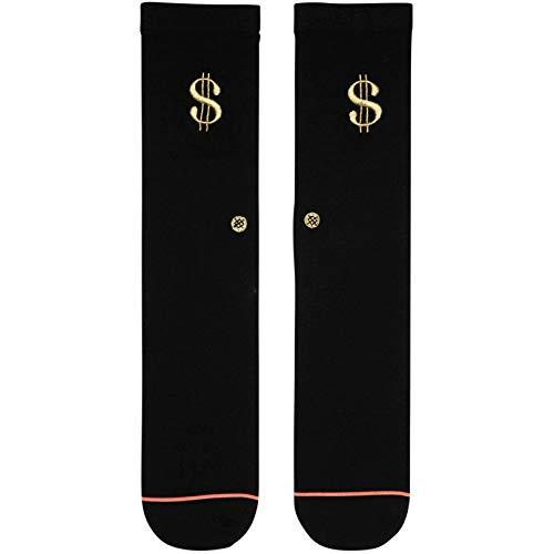 Stance Women's Payday Socks,Small,Black