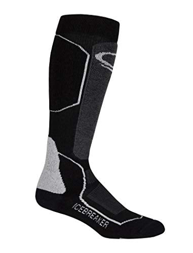 Icebreaker Womens IBN721 Merino Wool Knee High Ski/Snowboarding Socks