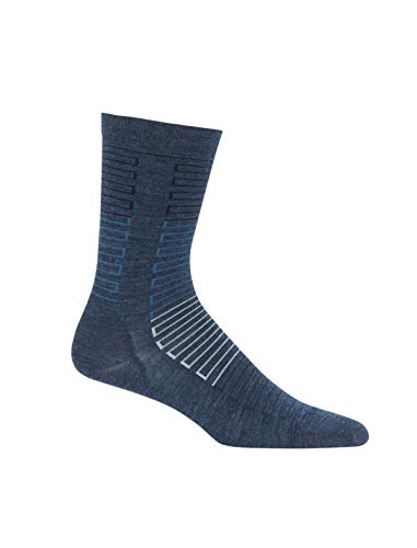 Icebreaker Unisex 104421 Merino Wool Crew Fashion Socks