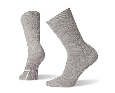 Smartwool Women's Chain Link Cable Crew Socks