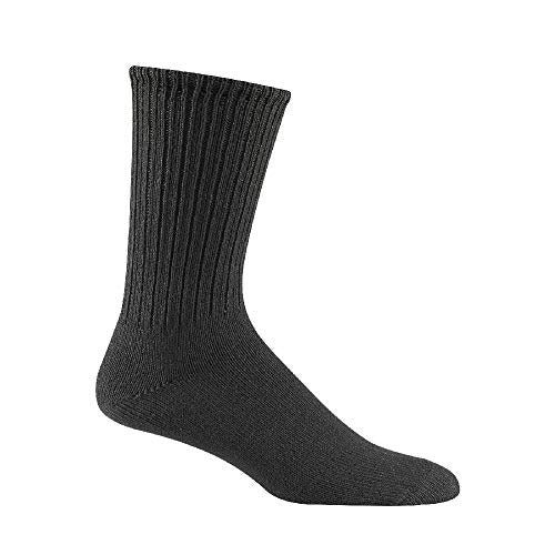 Wigwam Unisex F1061 Cotton Crew Fashion Socks