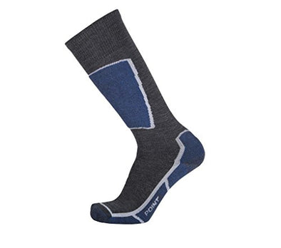 Point6 Unisex 3436 Merino Wool Knee High Ski/Snowboarding Socks