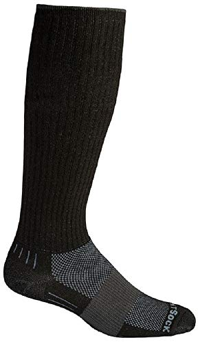 Wrightsock Unisex 957 Polyester Knee High Running Socks