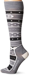Icebreaker Womens 103394 Merino Wool Knee High Ski/Snowboarding Socks