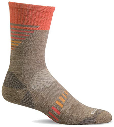 Sockwell Mens Ascend II Crew Socks