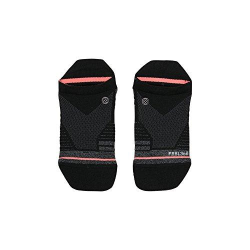 Stance Isotonic Tab Black MD (Women's Shoe 8-10.5) Socks