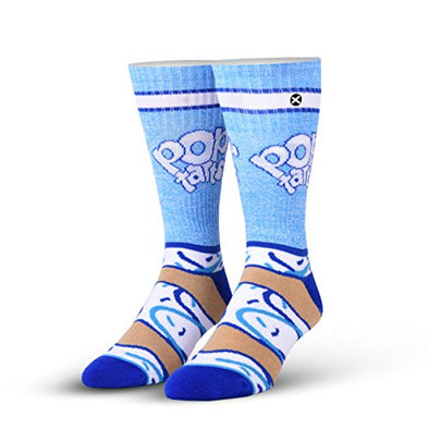 Odd Sox Unisex Crew Novelty Socks, Pop Tart Heather, One Size