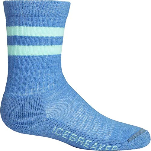 Icebreaker Unisex Kids IBND06 Merino Wool Crew Hiking Socks
