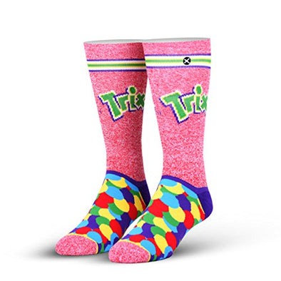 Odd Sox Kids Crew Novelty Socks, Trix are for Kids, One Size