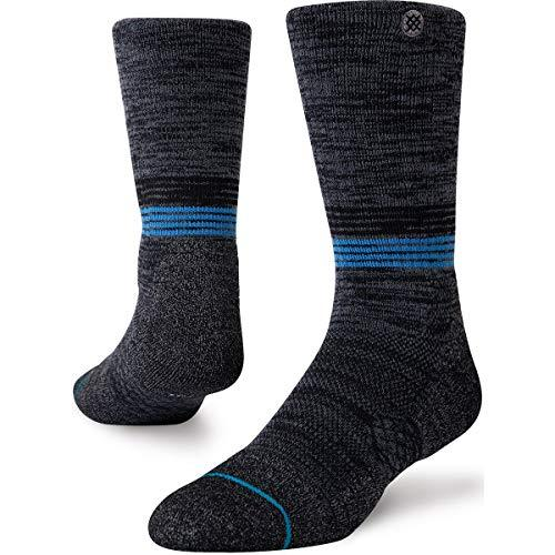 Stance Men's Crew Socks Hike ST, black
