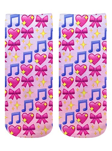 Living Royal Unisex Ankle Fashion Socks, Dancer, One Size