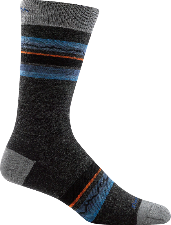 Darn Tough Mens 6009 Merino Wool Crew Lifestyle Socks